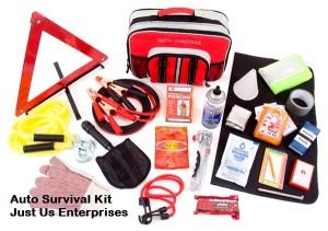 Ultimate Auto Emergency Kit
